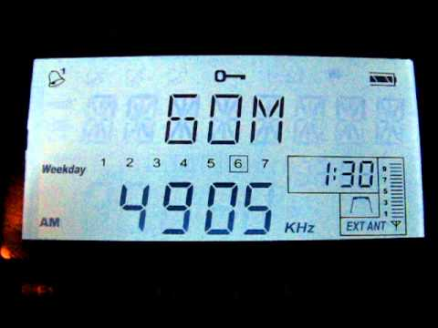 SW: PBS Xizang 4905 kHz Lhasa, China 2011-06-24