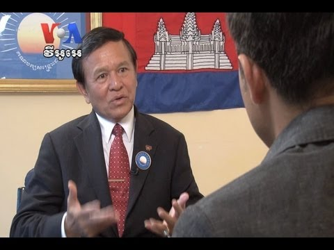 Mr. Kem Sokha criticize the party in power sector