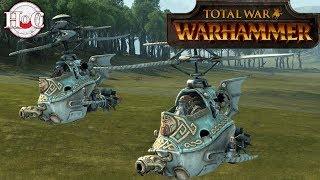 Beards Vs Ears  Total War Warhammer Online Battle 369