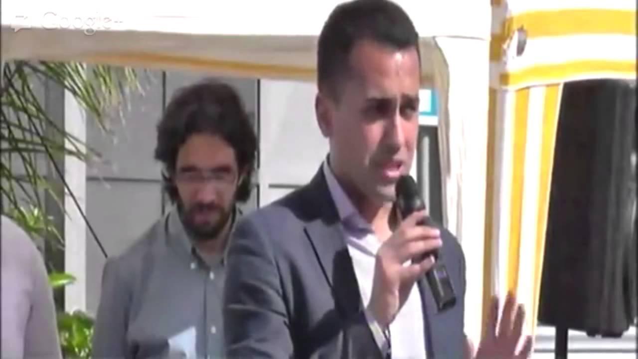 Riunione provinciale m5s caserta luigi di maio for Tv camera deputati