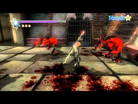Ninja Gaiden Sigma Walkthrough - Chapter 15: The Caverns Part 1