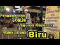 Adek jilbab Biru !!! Pengamen Jogja Lagunyaa Baperrr | Pendopo Lawas thumbnail