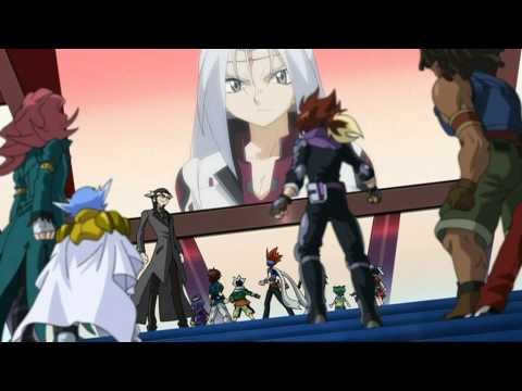 Beyblade metal masters episode 45 (greek)