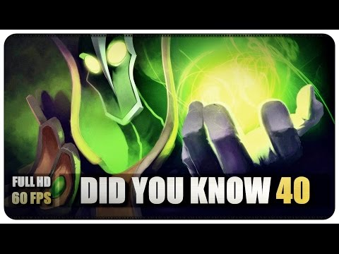 DOTA 2 - Did You Know? - Episode 40