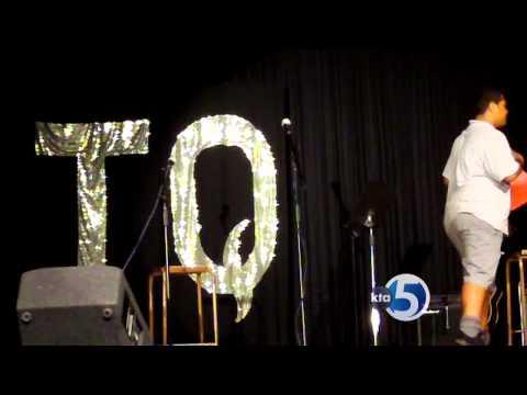 Kaitaia College Talent Quest 2012 - Monday