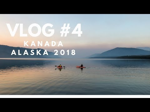 Quer durch British Columbia mit wunderschönen Seen - Vlog #4
