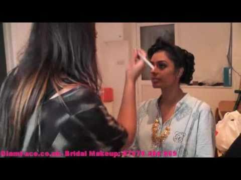 Traditional Punjabi Real Asian Bridal Makeover