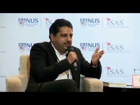 ISAS 9th International Conference in South Asia - Part 10 (14 Nov 2014)
