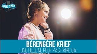 Bérengère Krief - Une Fille Ne Peut Pas Faire Ca