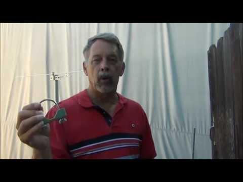 2 Meter Halo Antenna Part 1 --