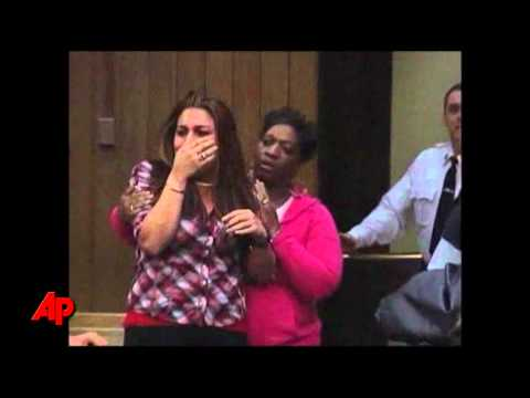 Raw Video: Mass. Courtroom Attack on Tape