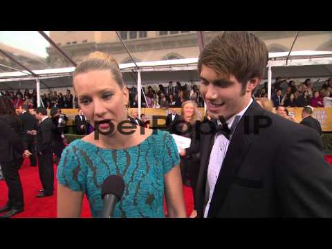 INTERVIEW - Heather Morris and Blake Jenner on why Heathe...