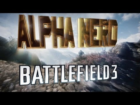 ALPHA NERD | Battlefield 3 Montage by Thrillobyt