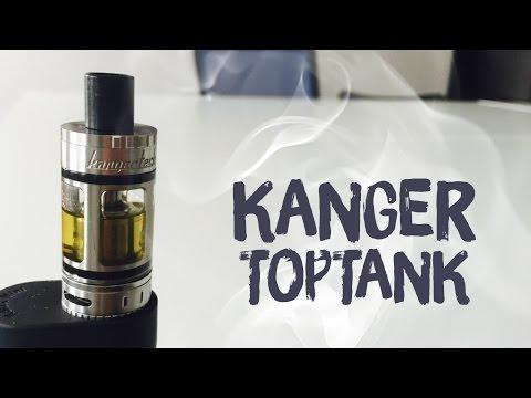 Kanger Toptank Review Part 2 - Clapton. Ni200 & SS Coils