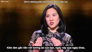 TED Vietsub Angela Lee Duckworth  Kiên tâm   Chìa khóa thành công   YouTube