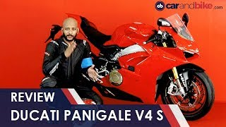 Ducati Panigale V4 S First Ride Review