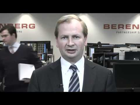 European economy to bounce back by mid 2015 - Berenberg Bank