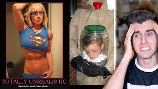 Halloween Fails Totally Gone Wrong!