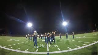 "Knight Noise ""TWENTYONE PILOTS"" Halftime Show- 9/22"