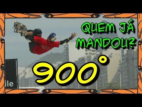 900º : Os 13 Skatistas Que Já Mandaram! video
