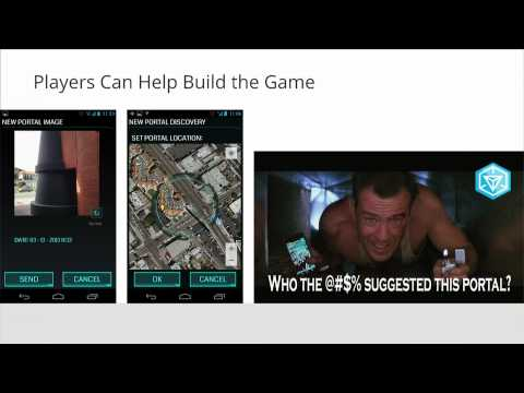 Google I/O 2013 - Ingress: Design Principles Behind Google's Massively Multiplayer Geo Game