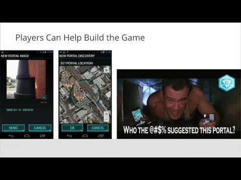 Google I/O 2013 - Ingress: Design Principles Behind Google's Massively Multiplayer Geo Game