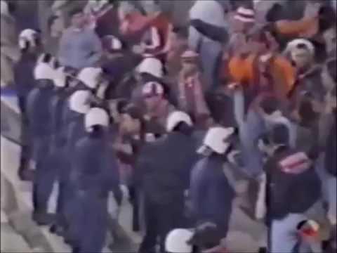 Asi era un derby en los 90 (ATLETICO MADRID VS REAL MADRID)
