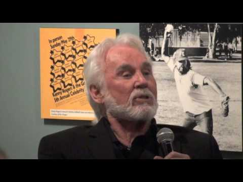 Kenny Rogers Country Music Hall of Fame and Museum Exhibit