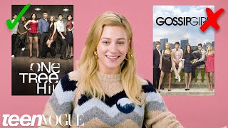 Lili Reinhart Tests Her Teen Drama Knowledge | Teen Vogue