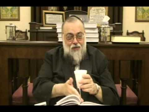Rabbi Avraham Benhaim Pirkie Avot Respecting the Rabbis 2008 06 24