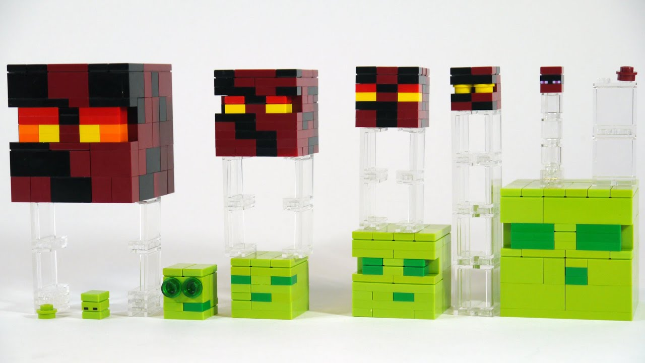 How to Build Lego Minecraft