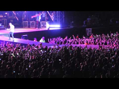 Justin Bieber Concert by Cape Town Stadium Video Peter Abrahams