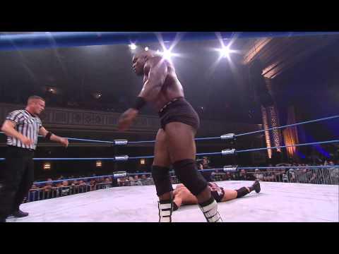 World Heavyweight Championship: Bobby Roode vs Lashley (Sept 17, 2014)