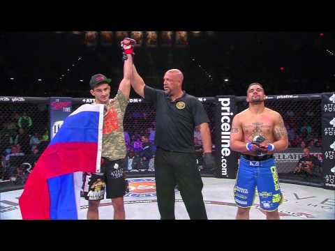 Bellator MMA Highlights Bantamweight Interim Title  Welterweight Tournament