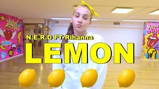 "Download Lagu N.E.R.D & Rihanna - ""Lemon"" 