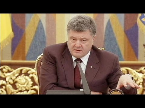 Putin and Poroshenko to discuss gas and ceasefire in Milan