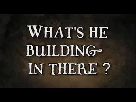 Whats he building in there ? (Tom Waits)