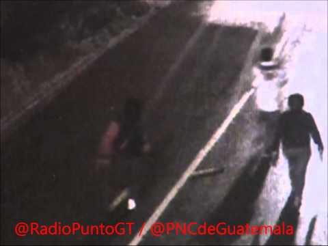 Sicarios matan a madre e hijo en Canalitos zona 24, Guatemala.