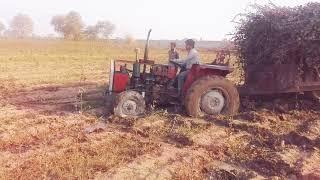 Tractor Jam Operation