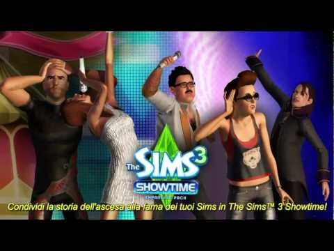 EA The Sims 3 SHOWTIME Trailer - ITA - HD