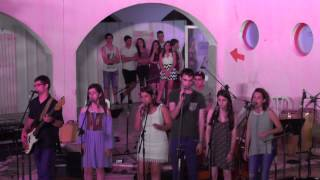 Just For Now cover by Shir Eyal