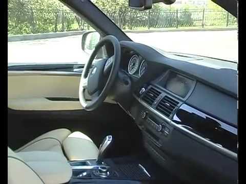 Тест драйв BMW X5