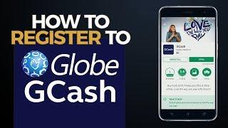GCash Tutorial: How to Register to Globe GCash