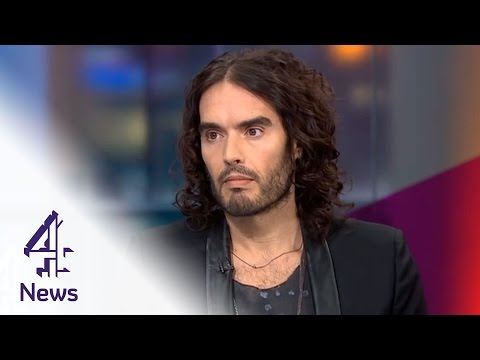 Russell Brand interview on political revolution | Channel 4 News