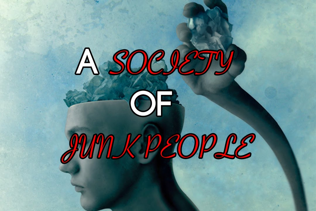 Shaykh Hamza Yusuf - A Society Of Junk People [Amazing Reminder]