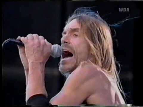 Iggy Pop - Death Is Certain