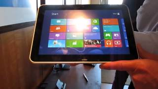 HP ElitePad 900 Windows 8 Pro tablet for business