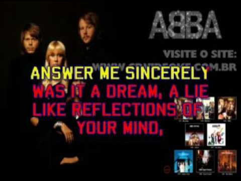 Abba   My Love My Life