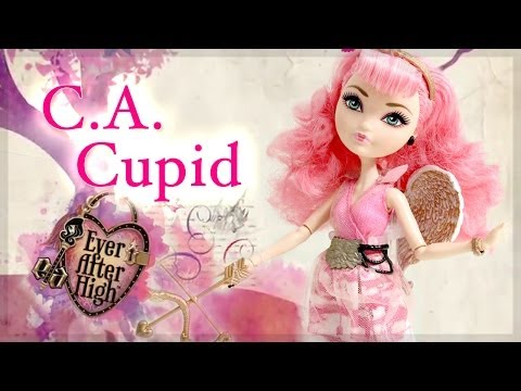 Ever After High : C.A.Cupid Review