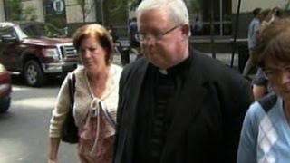 Pa. court throws out priest's conviction in abuse case